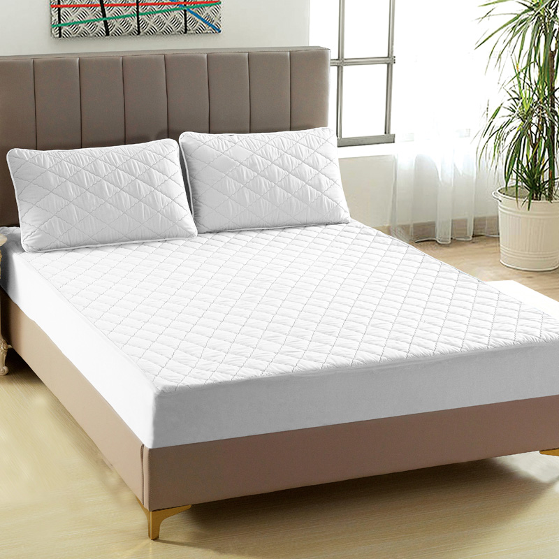 防水床笠床罩夹棉单件隔尿透气床垫加厚床套防尘定制席梦思保护套