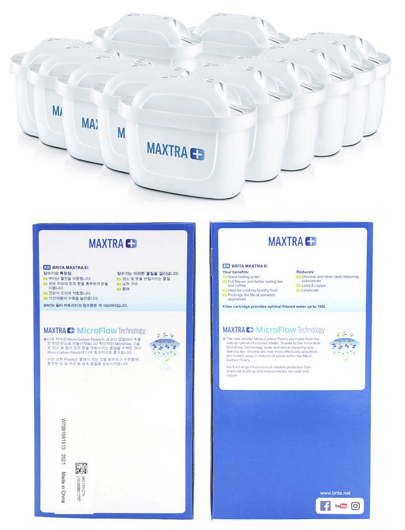 碧然德 Brita 第三代 Maxtra+ 标准版 多效滤芯 12枚 图7