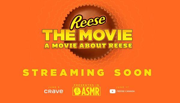 Reese Canada发布长篇ASMR电影