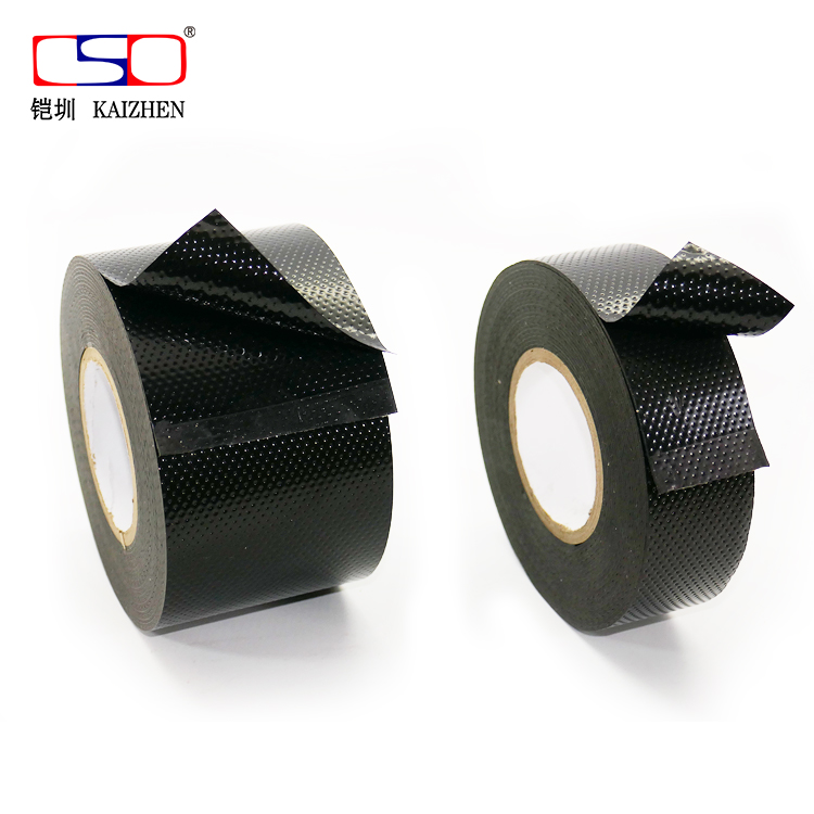 Self-adhesive rubber insulation tape waterproof electrical tape 10KV high  temperature electrical high voltage tape cable self-adhesive tape