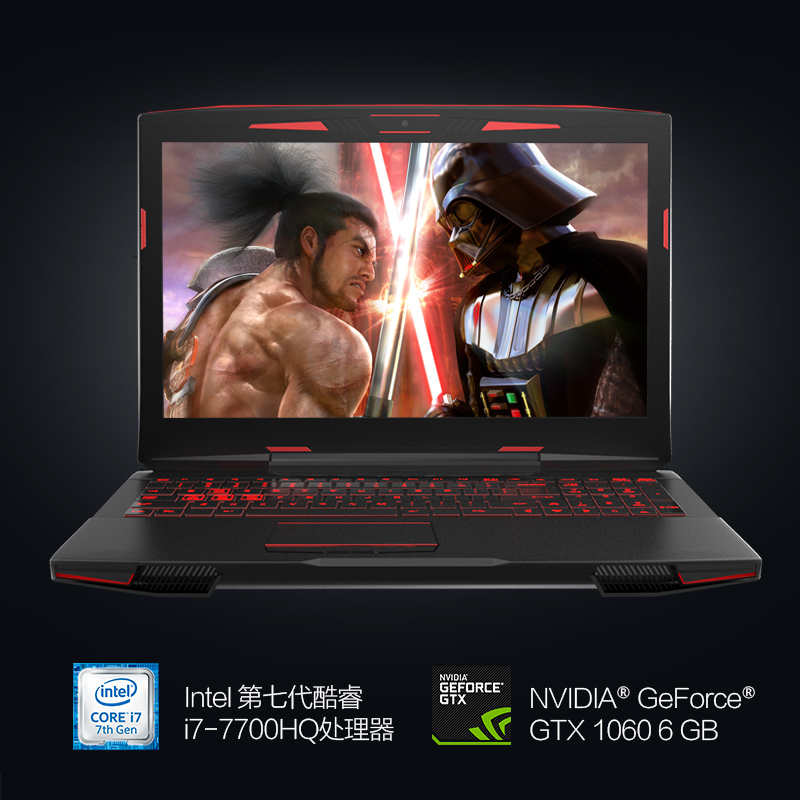 ноутбук Hasee Z7-KP7D2/GT/S1 1060 I7 Hasee
