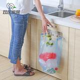 Кухонный мешок для хранения мешка для хранения туалетный бочонок может быть висящим держателем мешка для мусора Корпус из нержавеющей стали дверь Подвесной крюк