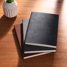 【送签字笔】加厚工作记事商务笔记