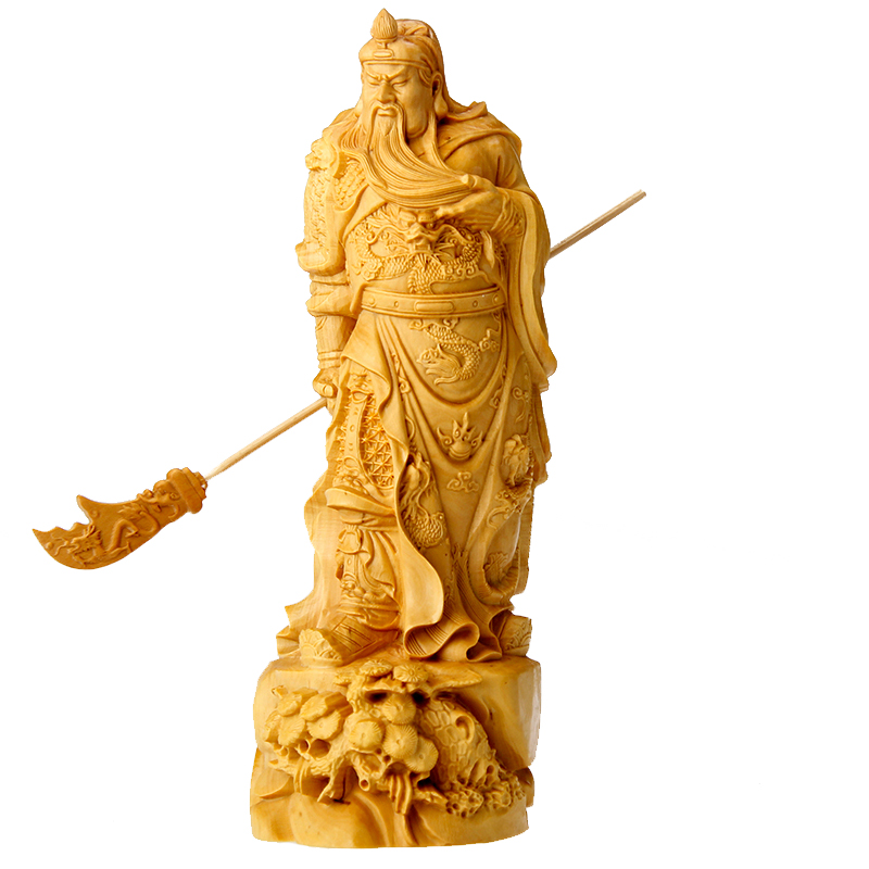Cheap purchase china agnet yueqing boxwood carvings male lion