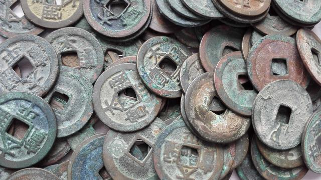 Taiping Tongbao Ping An Money Good Product Susong Copper Money Ancient China's authentic ancient coins antique antique single price