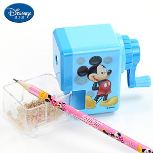 【迪士尼】手摇自动进铅削笔器