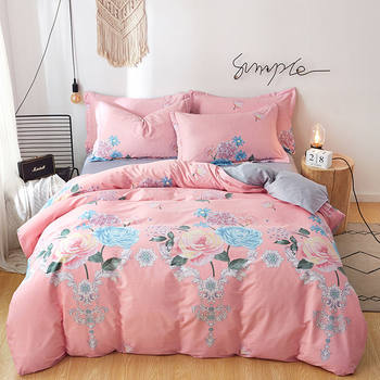 15 Pure Cotton Quilt Single Piece Cartoon Student Dormitory Single Quilt Single Double Cotton Quilt Cover