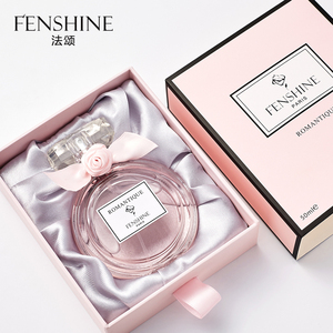 【法颂】女士持久淡香水50ml礼盒套装