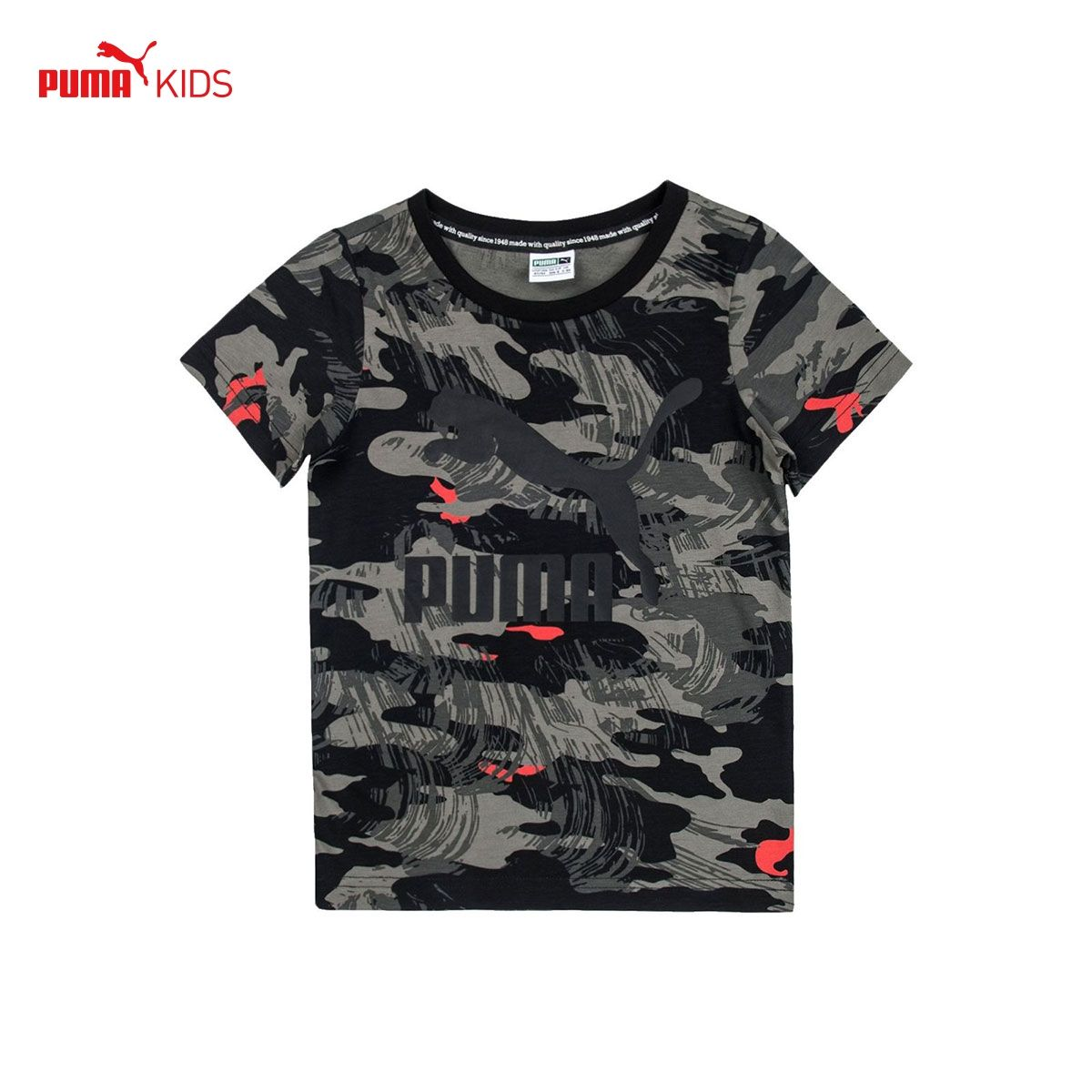 66dd5b33777 puma Puma children s clothing 2018 spring and summer new boy children  children in large children cotton