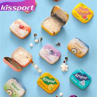 【拍6件】kissport网红无糖薄荷糖券后43.4元包邮