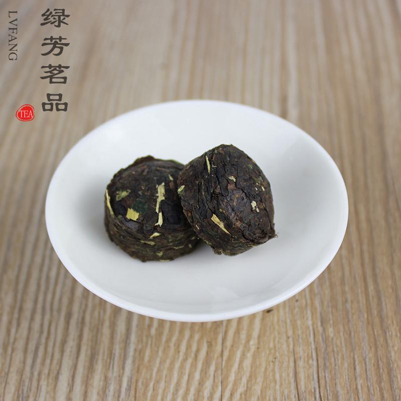 【礼盒装240g】绿芳普洱小沱茶2盒