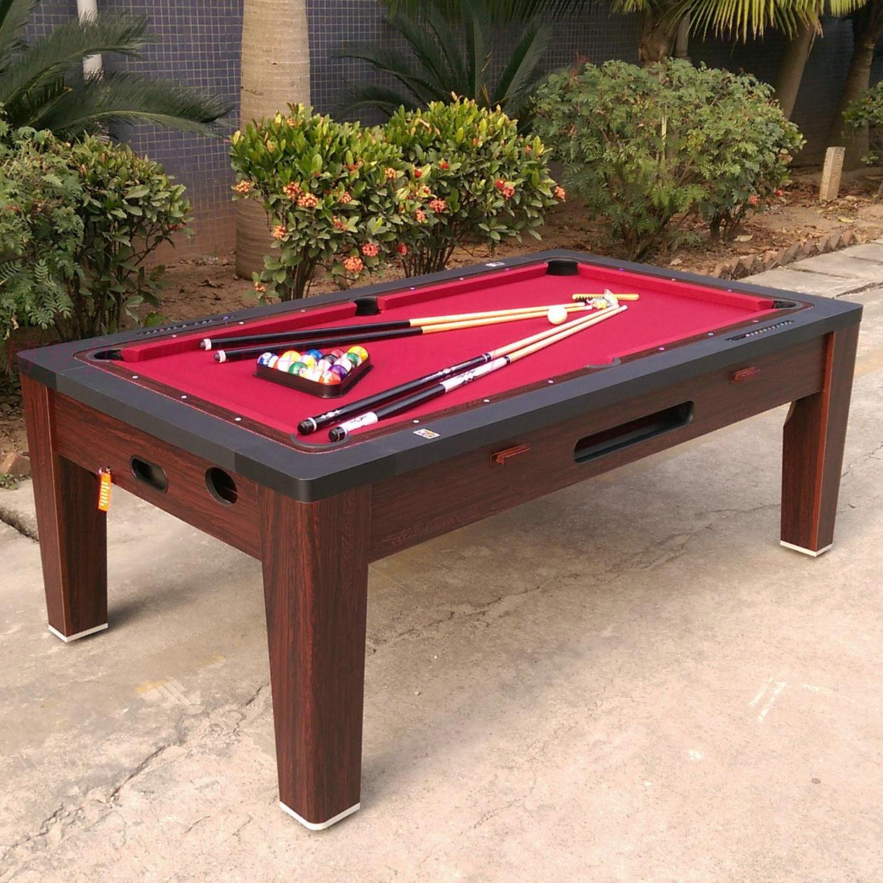 Billiard Table Hockey Home American Billiard Ping Pong Table - Billiards ping pong table