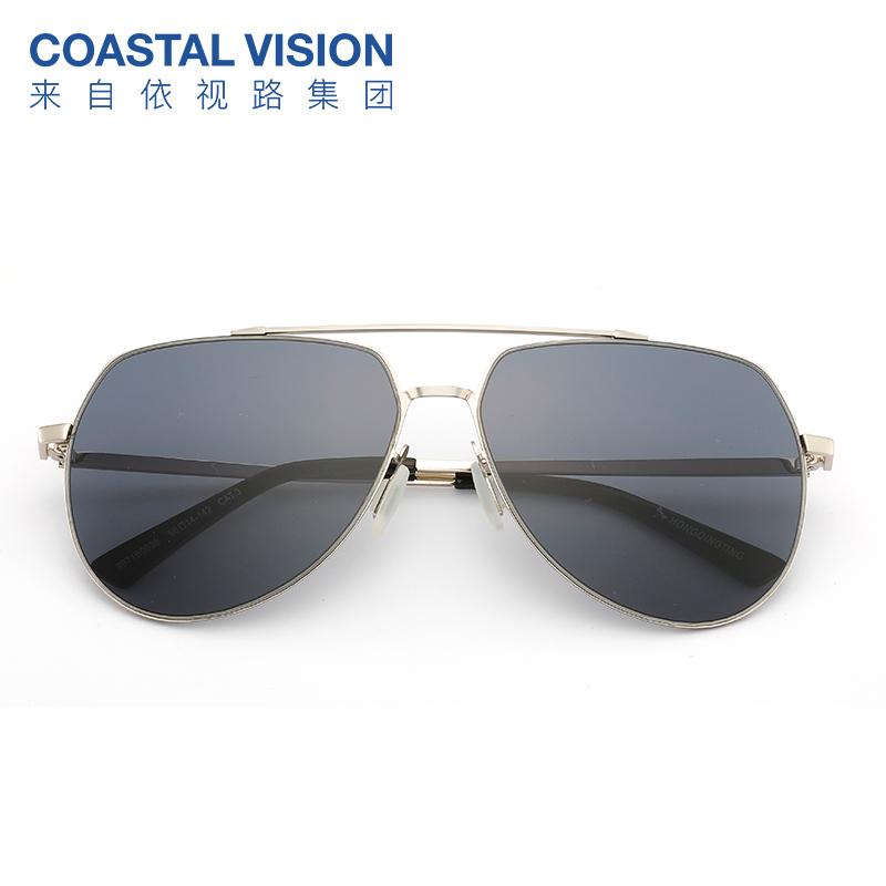 史低再降!TAC偏光镜片:依视路旗下 Coastal Vision 镜宴 CVS5036 偏光太阳镜