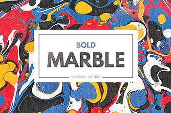 86多彩的大理石纹理背景图案素材 86 Colorful Marble Textures