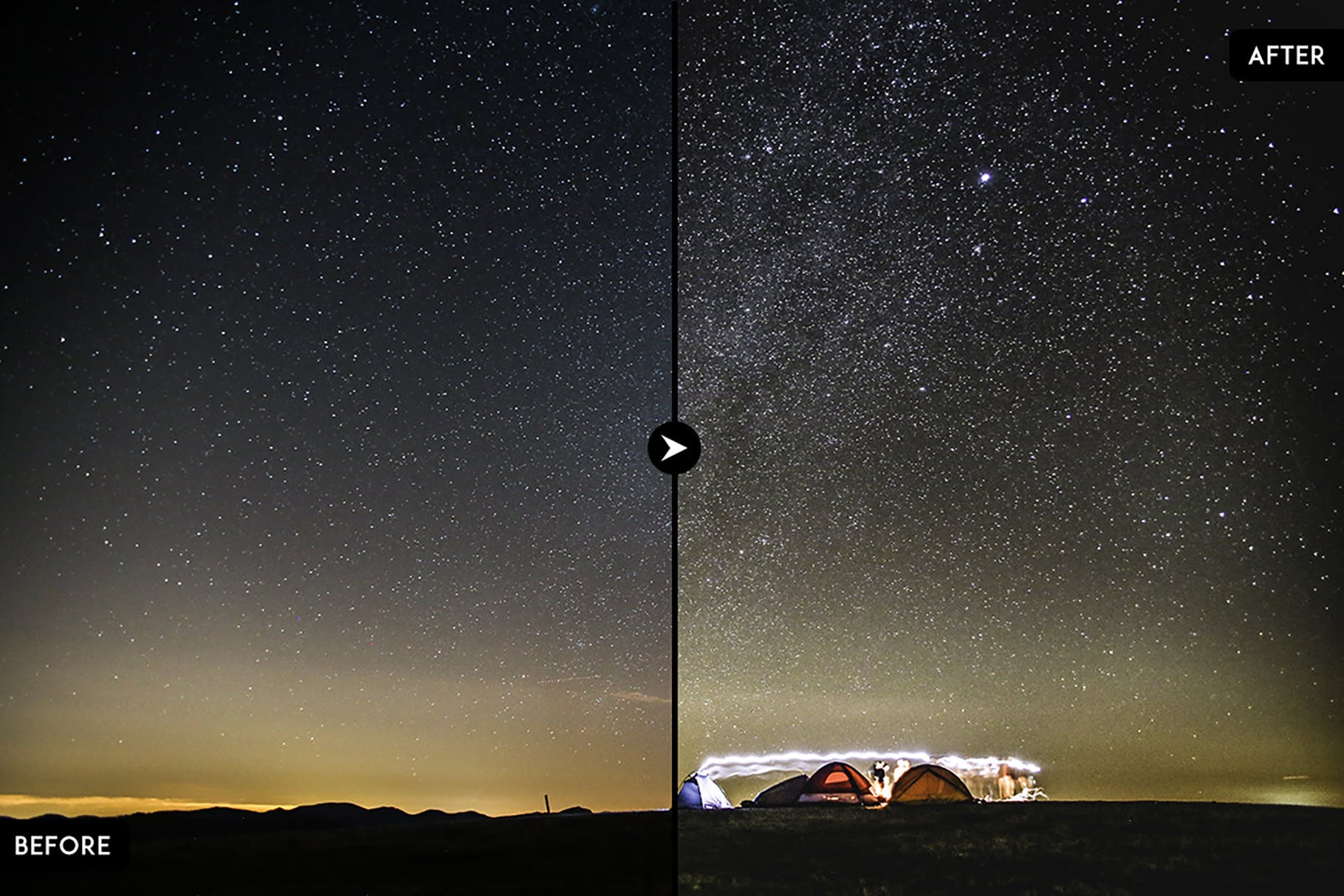 宇宙星空照片lightroom预设下载lightroom滤镜lightroom下载设计素材模板