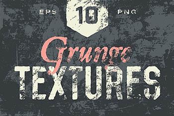 Grunge Textures 粗糙肌理背景纹理