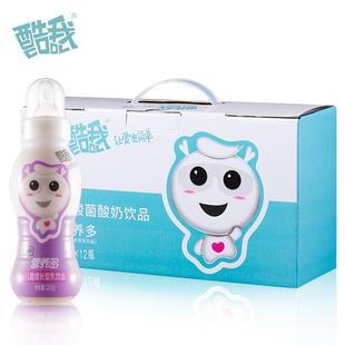 【酷我】儿童成长型酸奶200g*12瓶