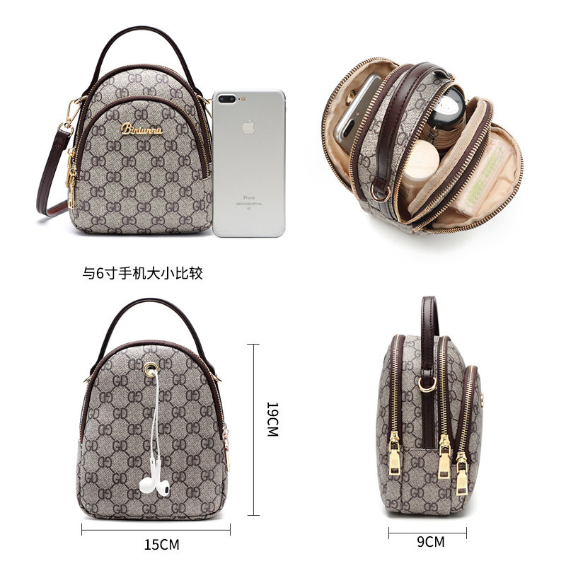 21111972651bd8 2019 new small bag female summer on the new Korean version of the ...