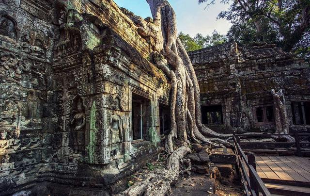 春节期间柬埔寨吸引数万中国人