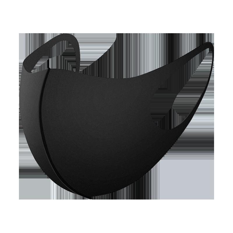 防晒口罩3d立体海绵口罩男女潮款