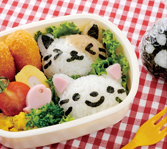 【e家好物】arnest  可愛的 貓咪飯團模具 兒童花式便當 寶寶餐米飯模具K145277