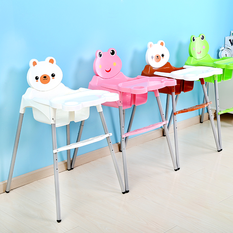 Enjoyable Usd 23 35 Baby High Foot Cartoon Dining Chair Infant Dining Caraccident5 Cool Chair Designs And Ideas Caraccident5Info