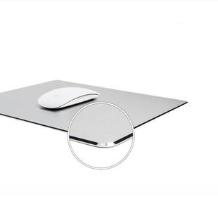 苹果笔记本金属鼠标垫铝合金加大