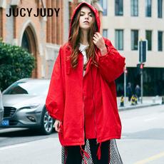 Женская утепленная куртка джуси judy2018 весной