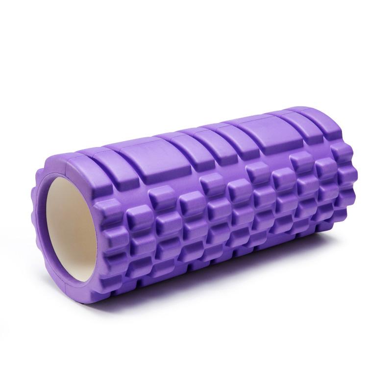 吉力士 瑜伽柱 肌肉放松按摩泡沫轴