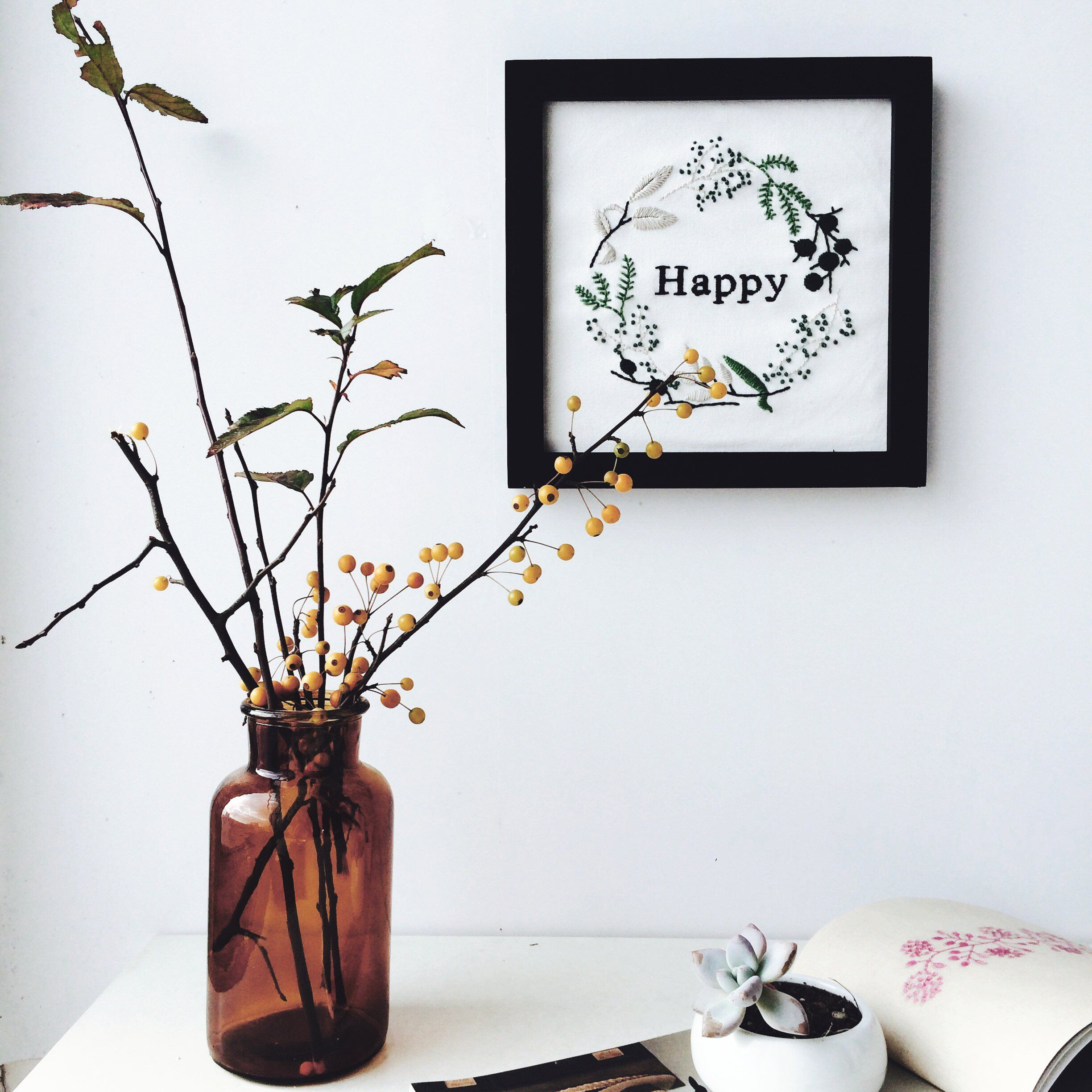 Usd 807 Solid Wood Square Wall Hanging Table Frame Embroidery