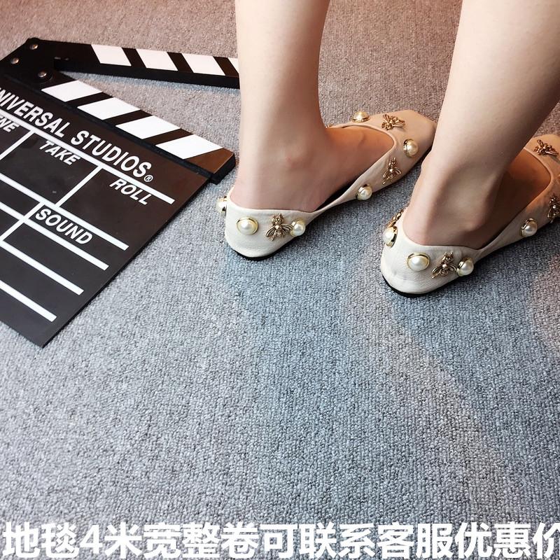 Cửa hàng trực tuyến ảnh thảm phòng chụp nền chăn xám bắn giày quần áo văn phòng lưới đỏ đạo cụ thảm vải - Thảm