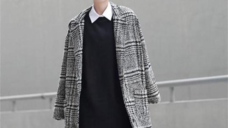 大衣里面穿这个?让你迷人整个冬季