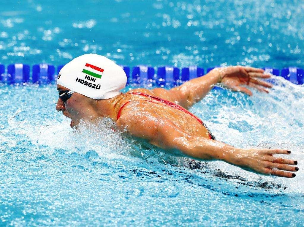 是身体还是手?游泳的前进究竟靠是什么