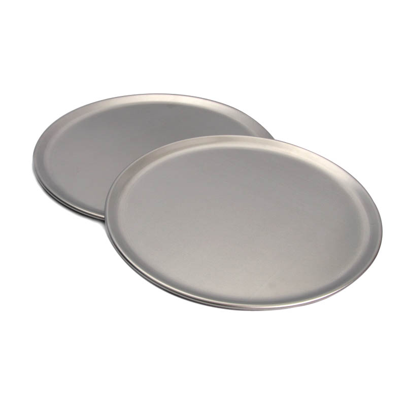 Usd 807 Pizza Large Aluminum Plate Narrow Side Serving