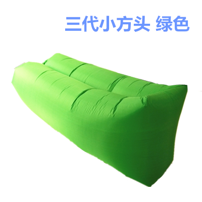 Зеленый квадратная головка модель