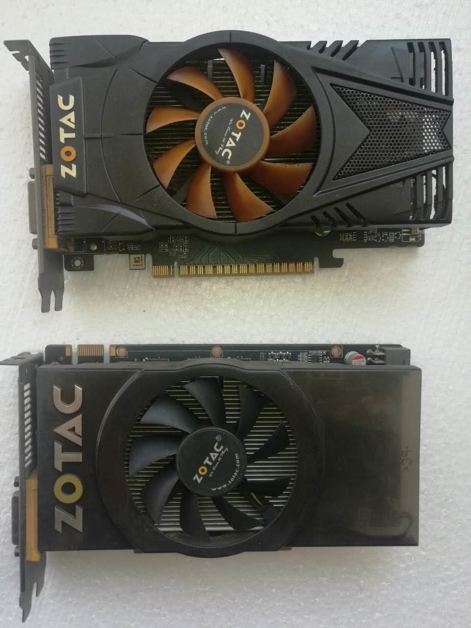 Sauter GTX550TI-1GD5 Thunder Edition DDR5 A large number of second-hand graphics cards Brand random delivery