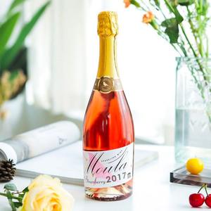 慕拉莫斯卡托起泡酒香槟甜白葡萄酒甜型低度女士气泡酒微醺红酒