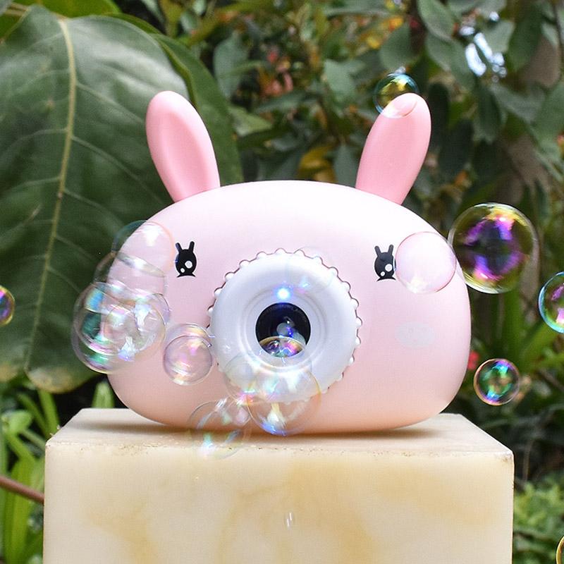全自动泡泡机玩具网红少女心照相机