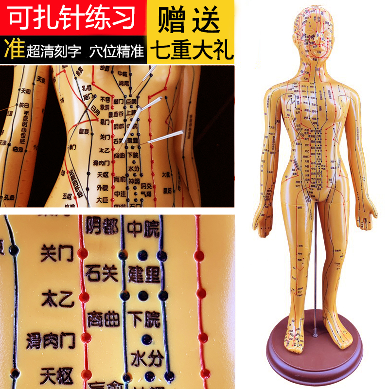 Bronze Female Soft Mold (removable) Ultra Clear 50cm Large Characters Can Be Pinned