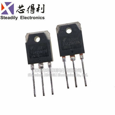 FGA25N120 25N120 H25R1202 H25T120 Induction Cooker Power Tube IGBT Original Word Disassemble