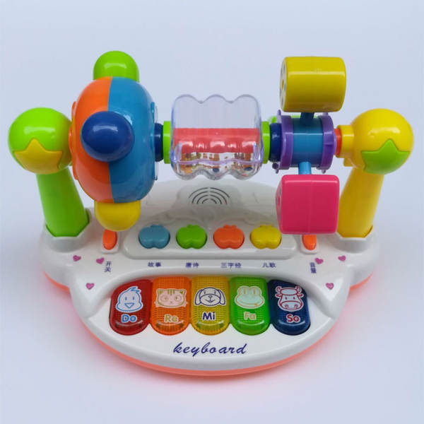 TB2MYSWgOqAXuNjy1XdXXaYcVXa_!!2677031505.jpg_600x600q80.jpg Infant toys 3 to 6 months girl baby 0-1 year old rattle child