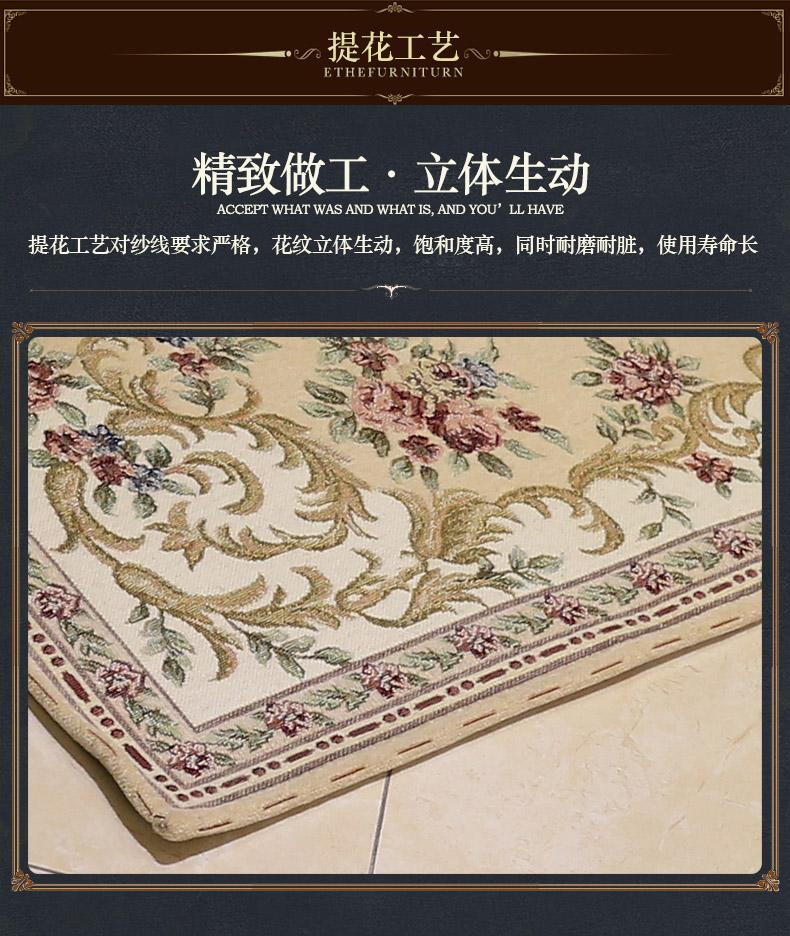 【1件5折】家用进门地垫客厅卧室地毯入户门门口脚垫门厅垫子商品详情图