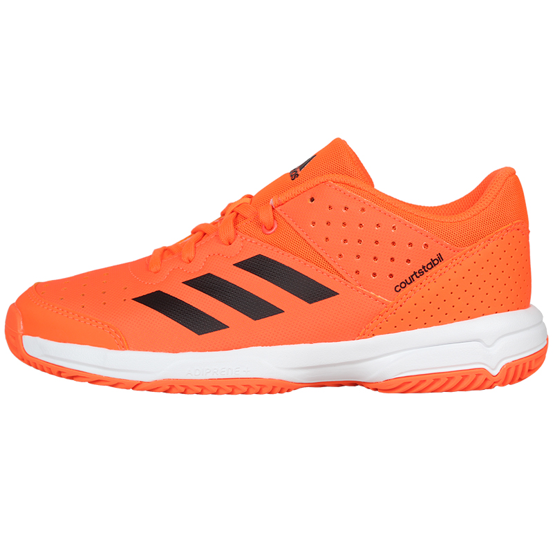 Adidas badminton shoes children's boys and girls professional ...