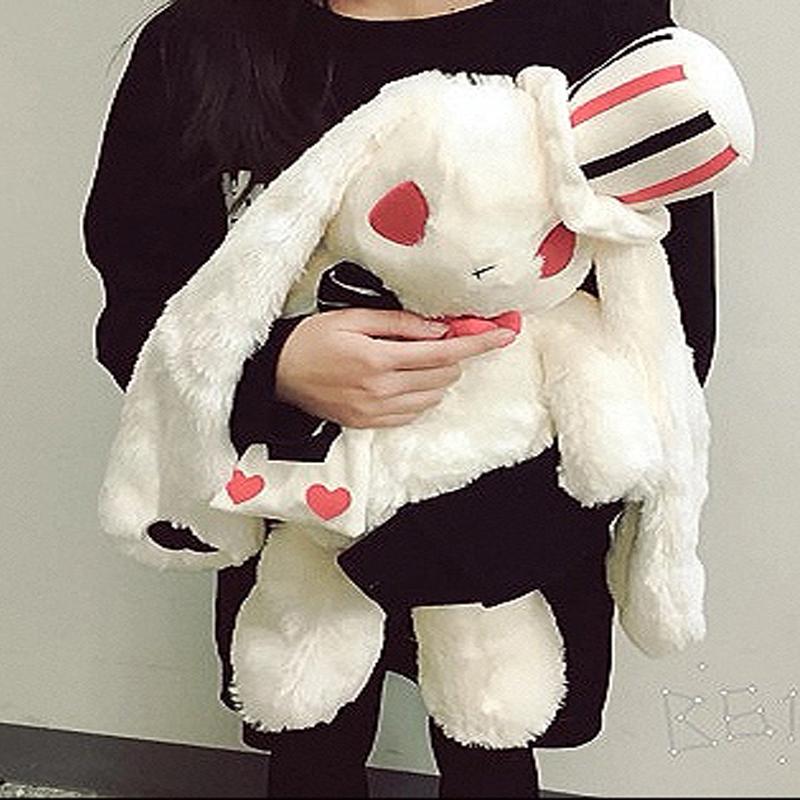 凡卡西亚日本洛丽塔Lolita兔子包包软妹斜挎双肩背包爱丽丝最爱