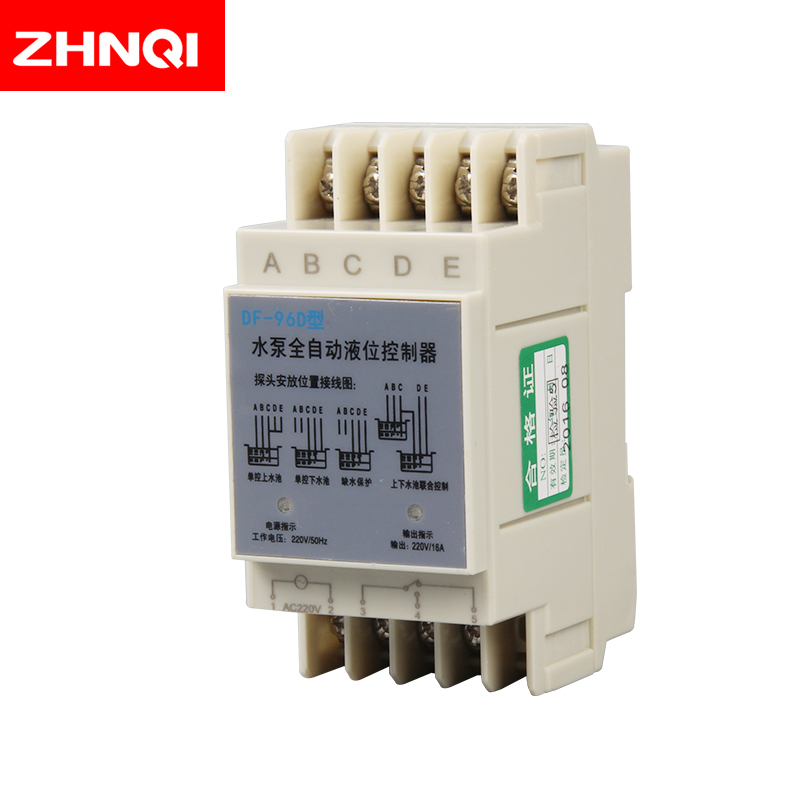 220V float switch water tower water level automatic controller