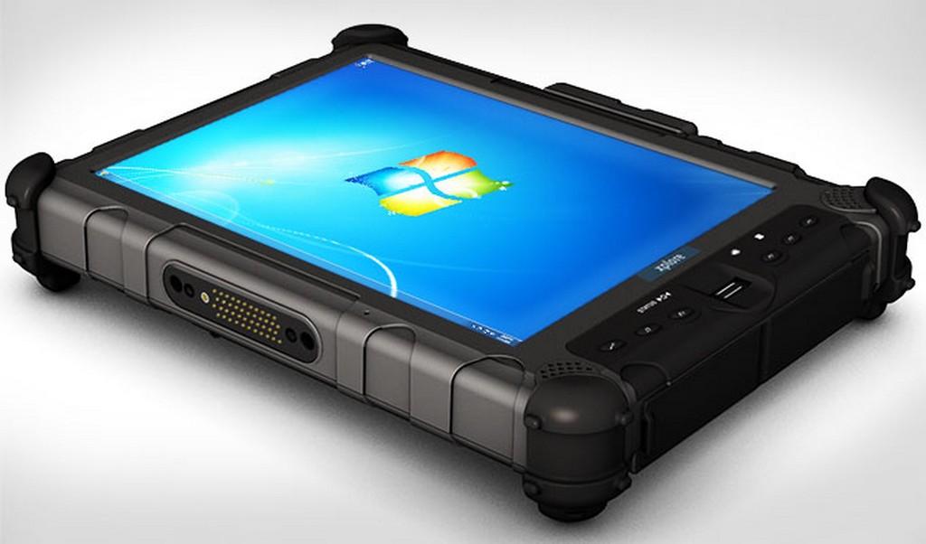 Rugged Computer Xplore Ix104 C5 Tablet