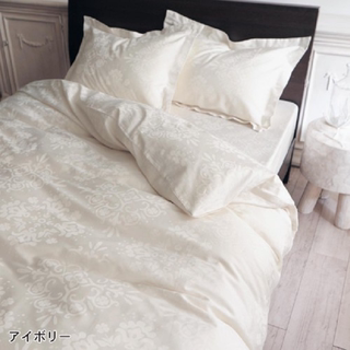Export order to Japan: 100% cotton satin jacquard bedding, pillowcase, quilt cover, bed sheet, four-piece set