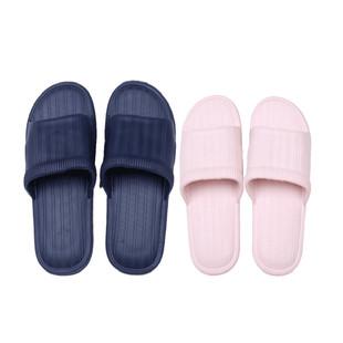 【两双14元】家用防滑厚底耐磨凉拖鞋