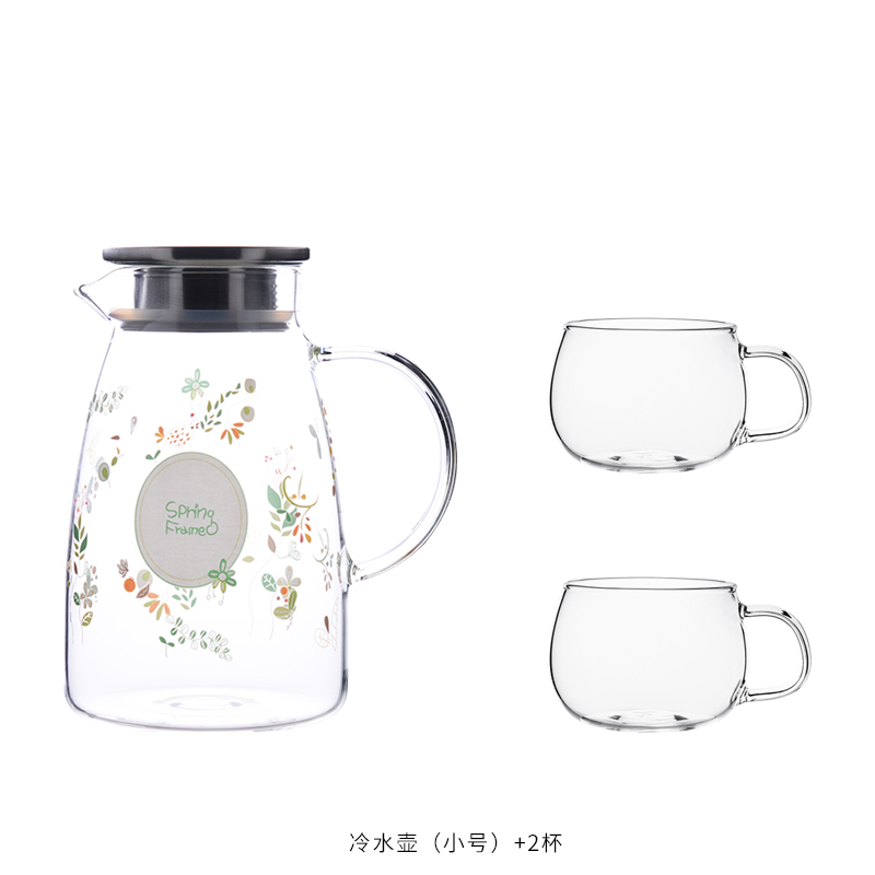 SMALL MU WIND KETTLE 1.5L+2* LARGE CUP