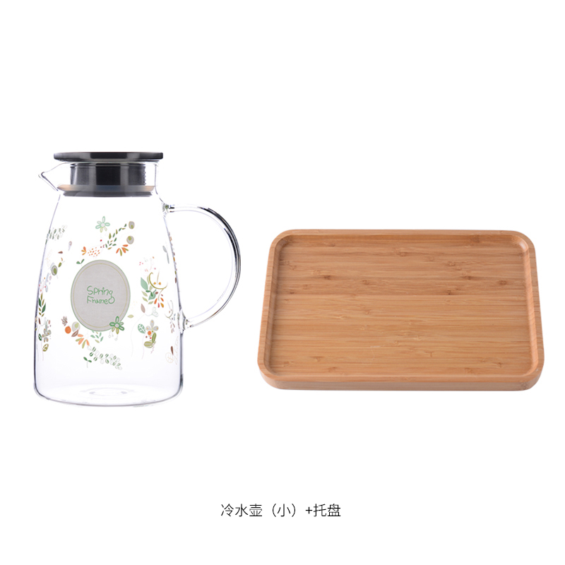 SMALL MUFENG KETTLE 1.5L+ BAMBOO PLATE